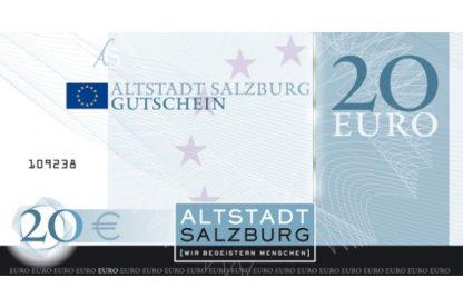 20 Euro Altstadt Gutschein