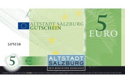 5-Euro Altstadt Gutschein